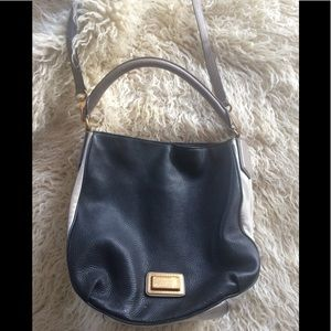 GUC-Marc by Marc Jacobs Convertible Leather Hobo